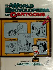 Cover of: The World encyclopedia of cartoons