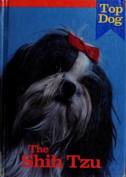 Cover of: The Shih tzu