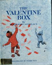 Cover of: The Valentine Box