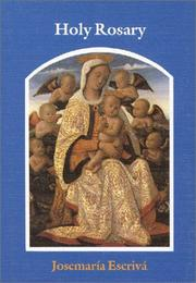 Cover of: Holy Rosary