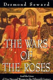 Cover of: The Wars of the Roses (History & Politics)