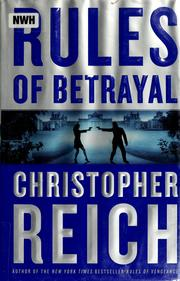 Cover of: Rules of betrayal