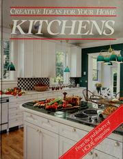 Cover of: Kitchens. |