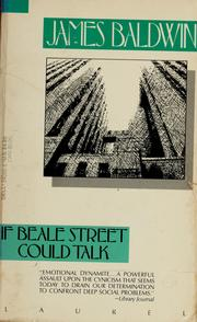 Cover of: If Beale Street could talk | James Baldwin