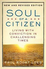 Cover of: Soul of a citizen