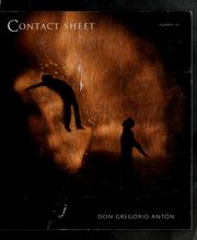Cover of: Contact sheet