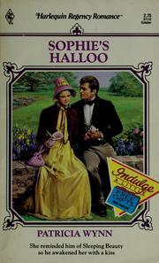 Sophie's Halloo (Regular Romance, No 12)