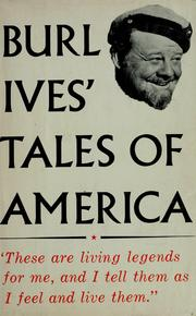 Cover of: Burl Ives' Tales of America