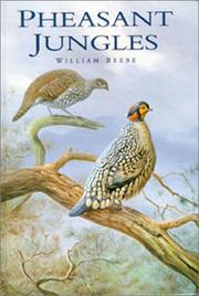 Cover of: Pheasant Jungles