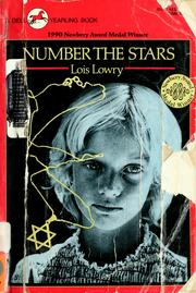 Cover of: Number the stars by Lois Lowry