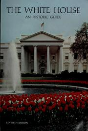 Cover of: The White House