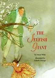 Cover of: The selfish giant | Oscar Wilde