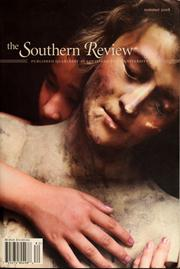 Cover of: The Southern review