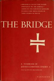 Cover of: The Bridge | edited by John M. Oesterreicher.