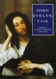 Cover of: John Evelyn, cook