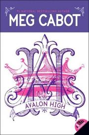 Cover of: Avalon High by Meg Cabot
