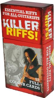 KILLER RIFFS! by Various