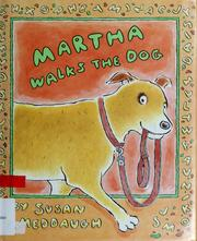Cover of: Martha walks the dog | Susan Meddaugh
