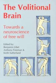 Cover of: The Volitional Brain  |