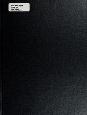 Cover of: Microchemical analysis of non-metallic inclusions in C-MN steel shielded metal arc welds by analytical transmission electron microscopy