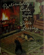 Cover of: Particularly cats-- and Rufus | Doris Lessing