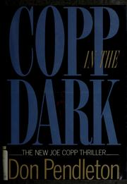 Cover of: Copp in the dark