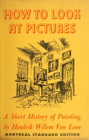 Cover of: How to look at pictures