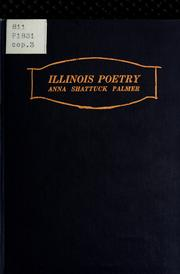 Cover of: Illinois verse