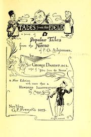 Cover of: Tales from the fjeld