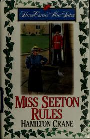Cover of: Miss Seeton rules