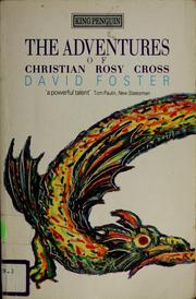 Cover of: The adventures of Christian Rosy Cross