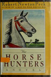 Cover of: The horse hunters