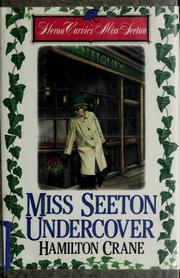 Cover of: Miss Seeton undercover