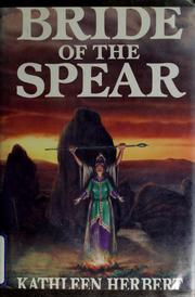 Cover of: Bride of the spear