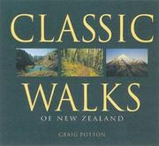 Cover of: Classic Walks of New Zealand