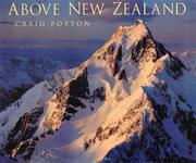 Cover of: Above New Zealand