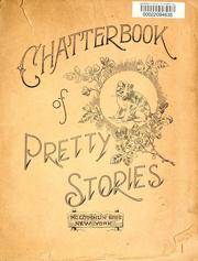 Cover of: Chatterbook of pretty stories |