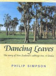 Cover of: Dancing leaves