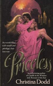 Cover of: Priceless |