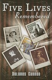 Cover of: Five Lives Remembered