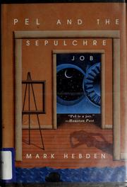 Cover of: Pel and the sepulchre job