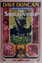 Cover of: The stricken field