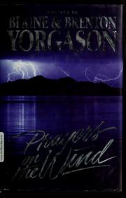 Cover of: Prayers on the wind