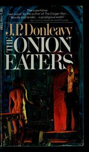 Cover of: The onion eaters, a novel