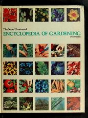 Cover of: The New illustrated encyclopedia of gardening