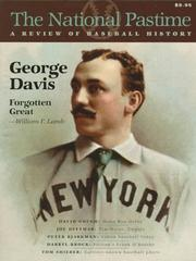 Cover of: The National Pastime, Volume 17 | Society for American Baseball Research