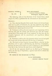 Cover of: General orders