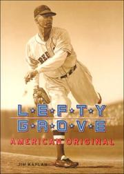 Cover of: Lefty Grove