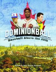 Cover of: Dominionball | Society for American Baseball Research