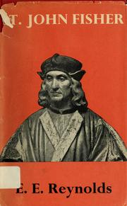 Cover of: Saint John Fisher